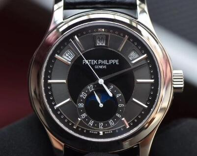 Replica Patek Philippe Complicated Annual Calendar 5205G-013
