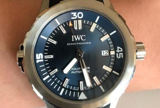 Eladó Replika IWC Aquatimer Family IW329005 órák
