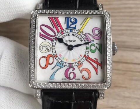 Replika Franck Muller Color Dreams 6002 M QZ COL DRM V D