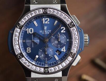 Replica Hublot Big Bang 341.SX.7170.LR.1204 Diamond