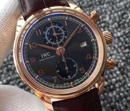 Replica IWC-Portugieser Chronograph Classic IW390405