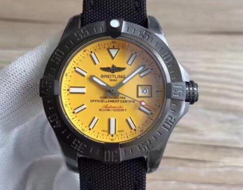 Replica Breitling Avenger II Seawolf M17331E2.I530.109W.M20BASA.1