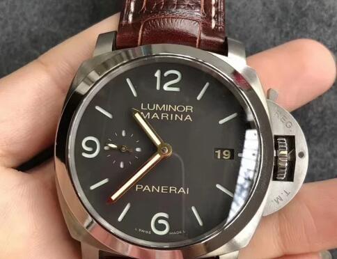 Panerai Replica Luminor 1950 PAM 00320 klasszikus óra