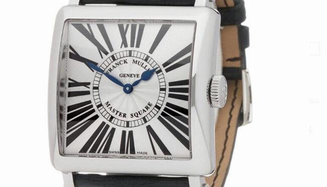 Franck Muller Master Square 6002 M QZ Női Kvarc Replica Watch