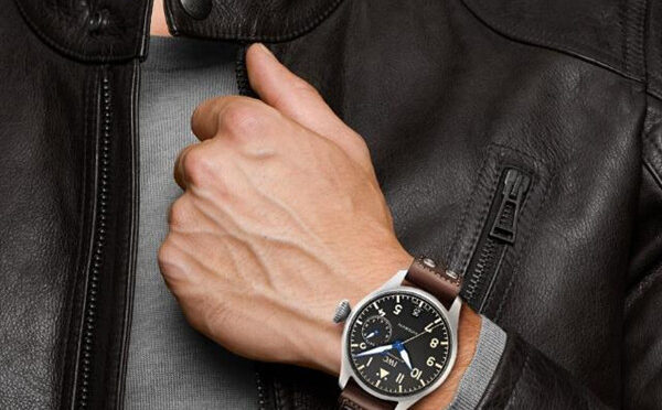 IWC Big Pilot IW501004 Heritage Titanium Automatic Top Replica Watch