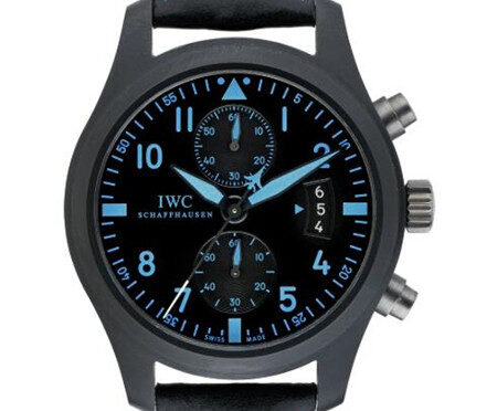 IWC Pilot Top Gun IW388003 Boutique Edition Minőségi Replikaóra