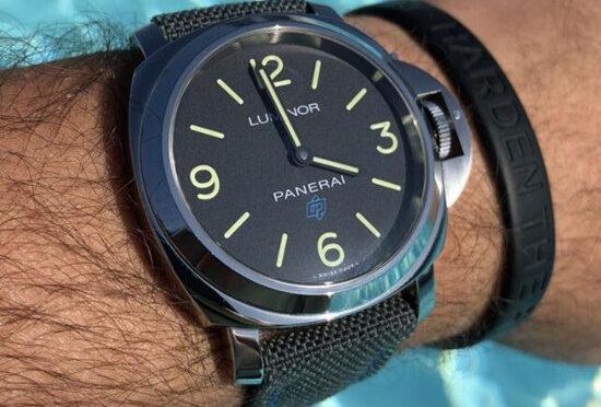 Panerai Luminor Base Logo PAM 00774 Kiváló Minőségű Replikaóra