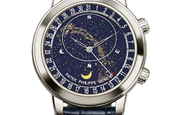 Patek Philippe Grand Complications Celestial 6102P Platinum Luxury Replica Watch